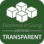 Excellence in Giving Transparency Certificate
