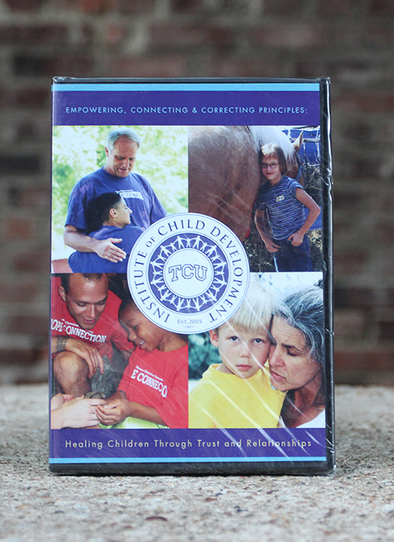 Empowering, Connecting, and Correcting Principles DVD