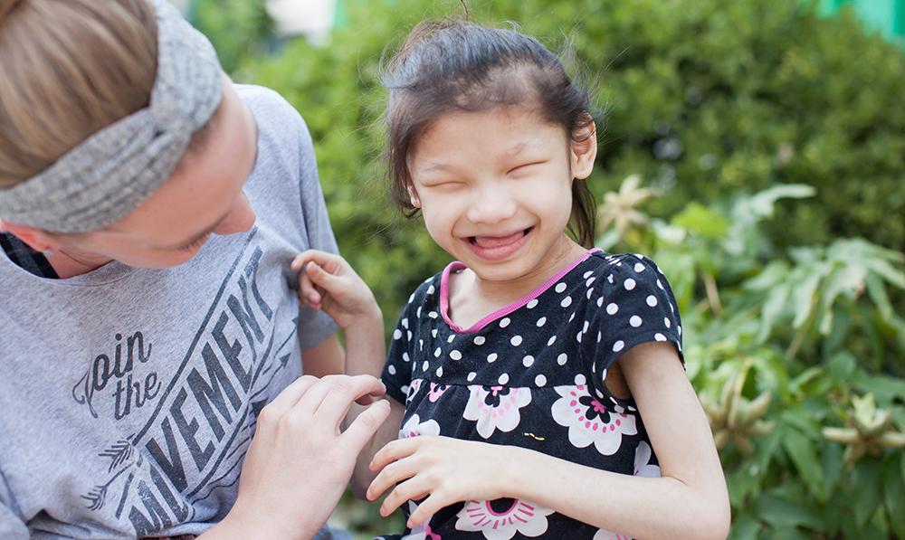 July Prayer Focus: Meet Quianna - Show Hope