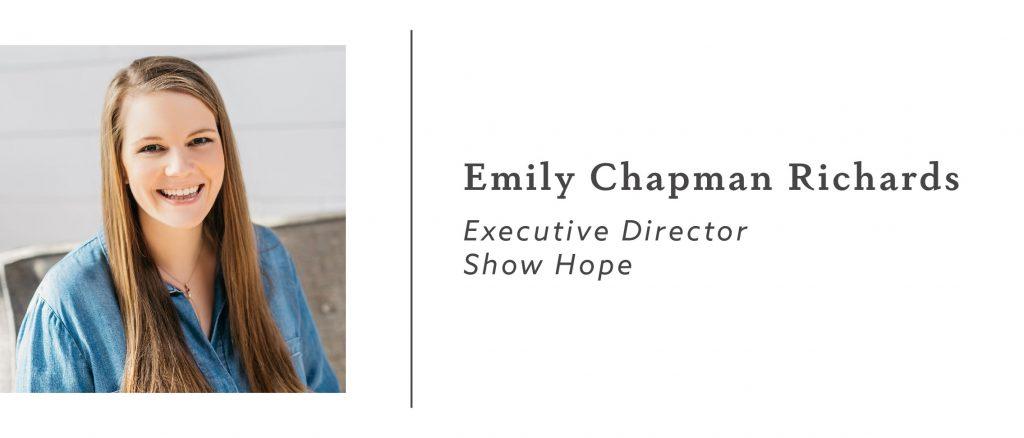 Emily Chapman Richards Signature