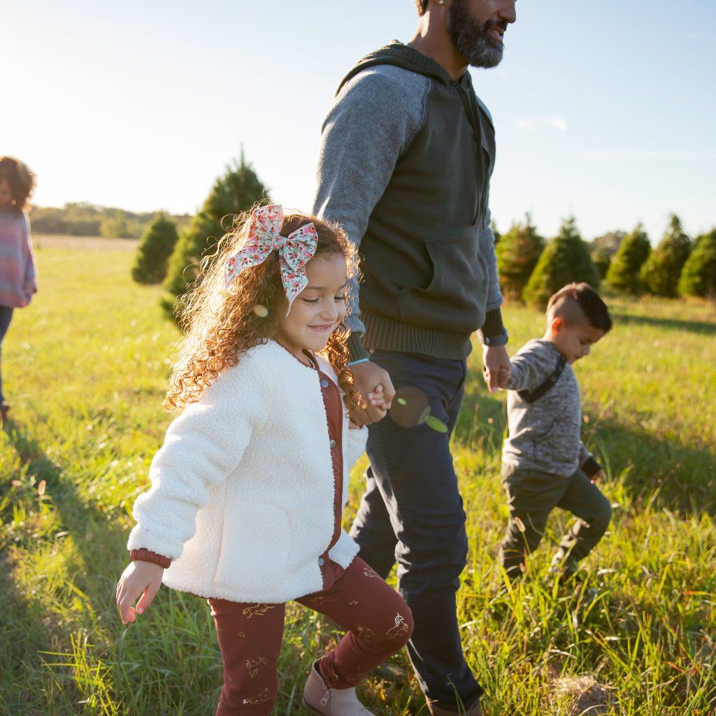 The Light Shining Through | The Pruitt Family