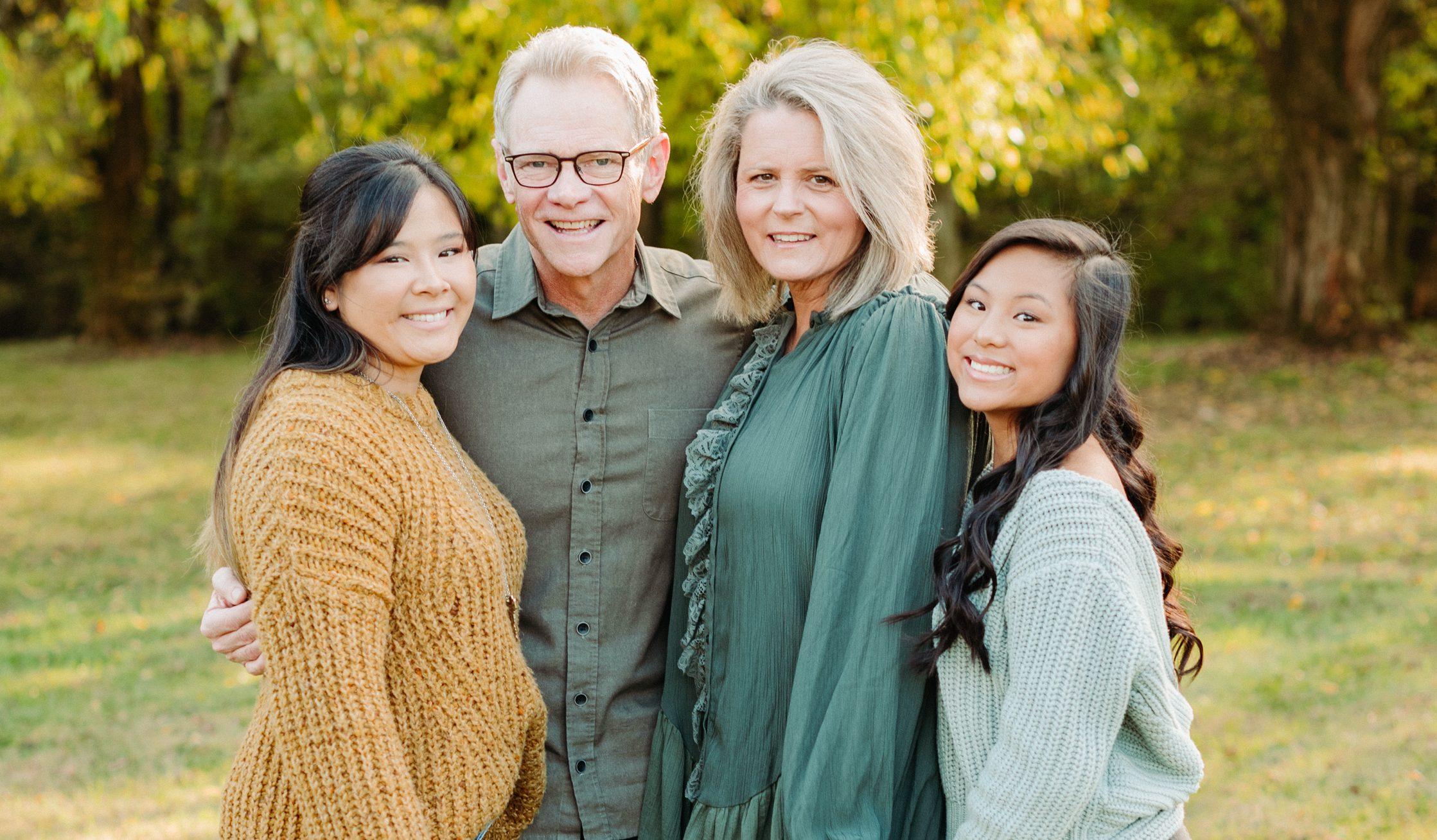 The Chapman Family | Adoption Aid Grants