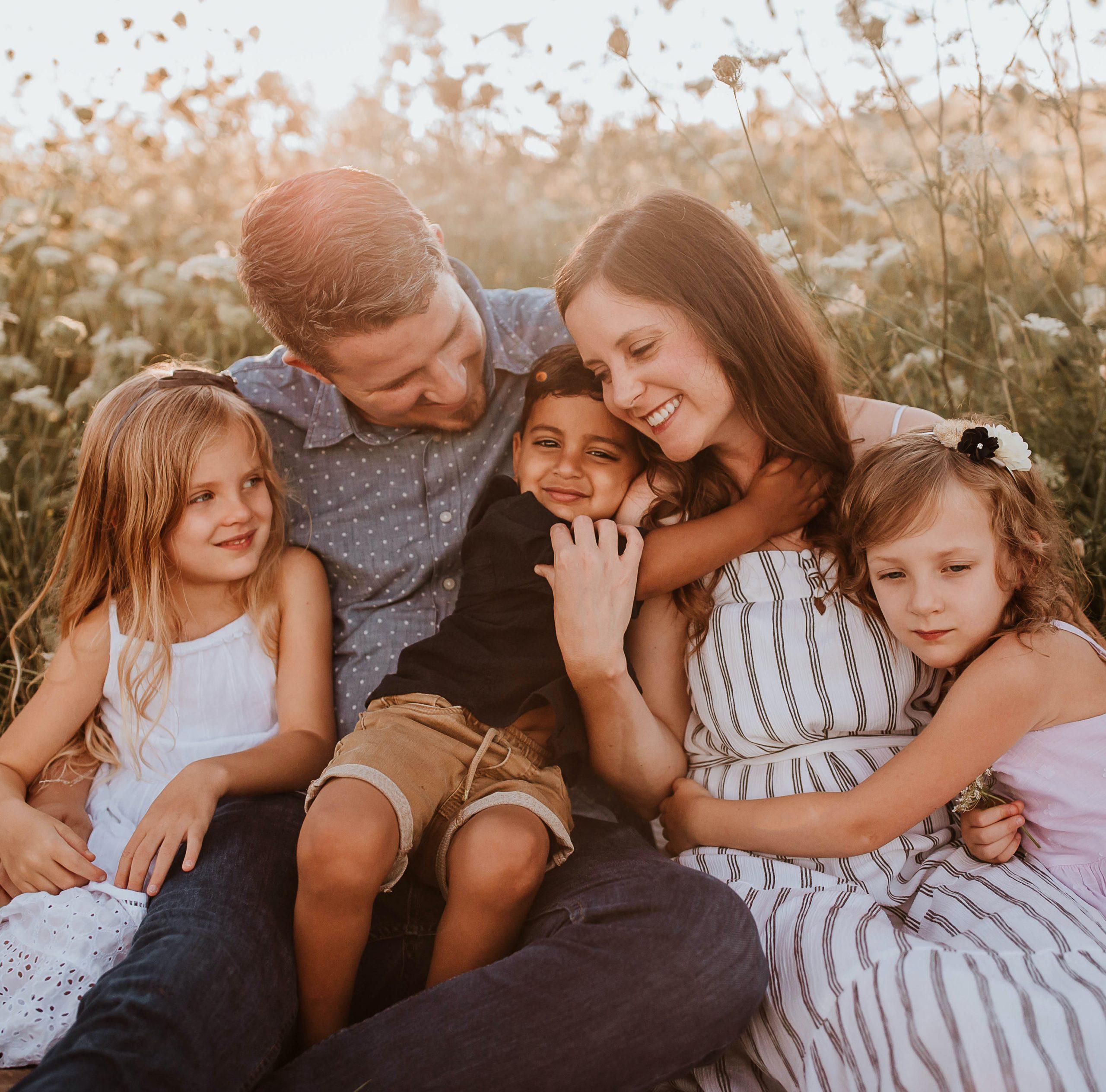 Adoption Aid Grants | The Mackey Family