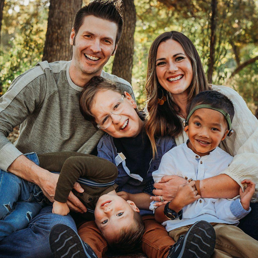 The Pugh Family | 20/20 Campaign