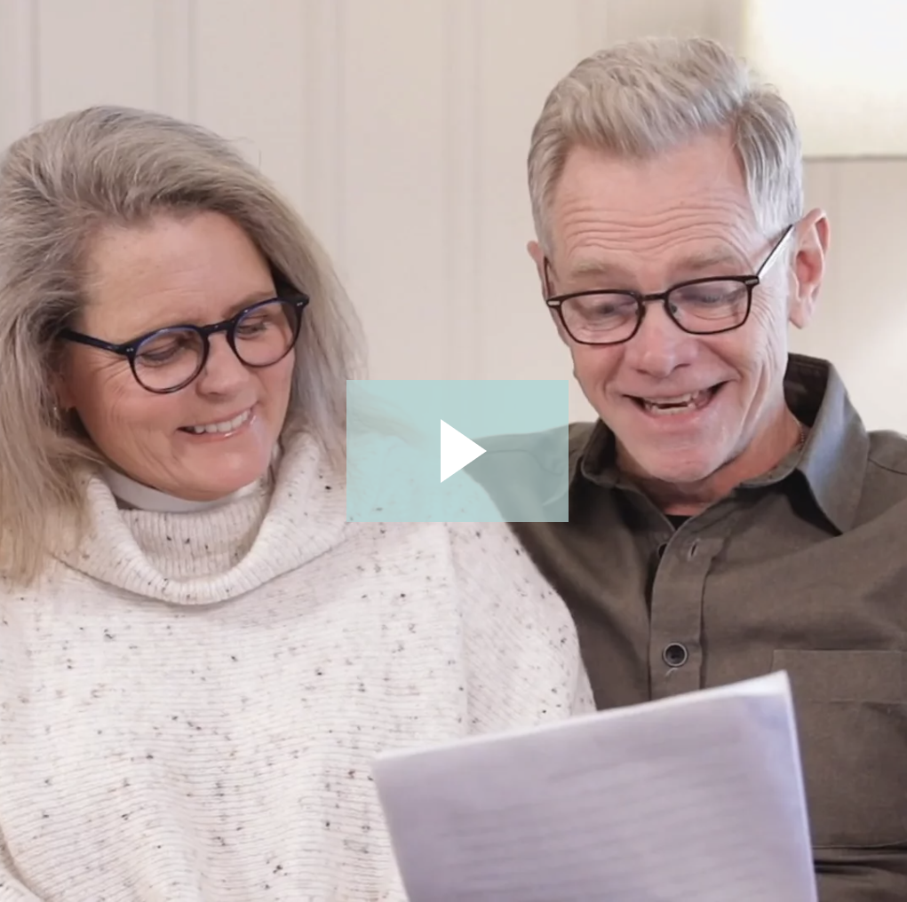Mary Beth and Steven Curtis Chapman | 20/20 Campaign 2021