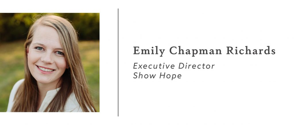 Emily Chapman Richards   Let's SEE Where Hope Goes