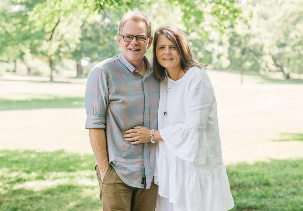 We SEE You - Mary Beth and Steven Curtis Chapman