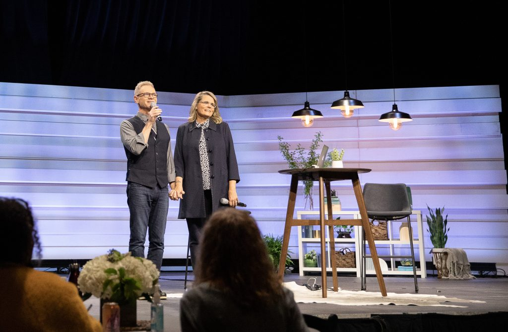 Hope for the Journey Conference 2022 | Mary Beth and Steven Curtis Chapman